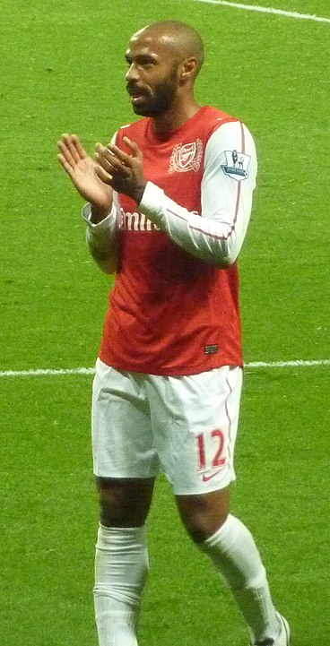 Arsenal Thierry Henry